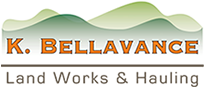 K. Bellavance Landworks Logo